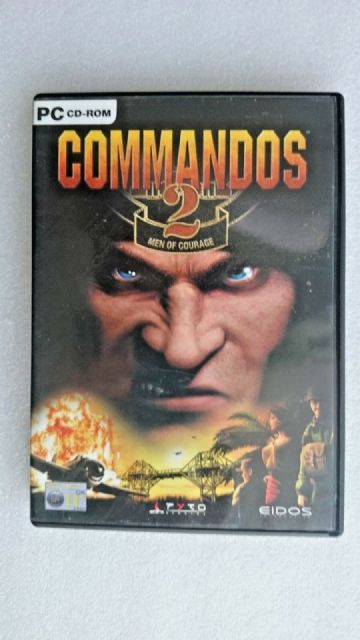 Commandos 2: Men of Courage (PC Windows 2001)
